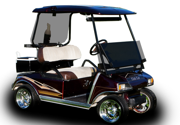 West Valley Golf Car